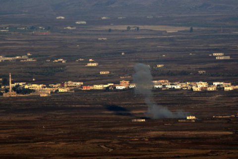 Ukraine not to recognise Israel's sovereignty over Golan Heights