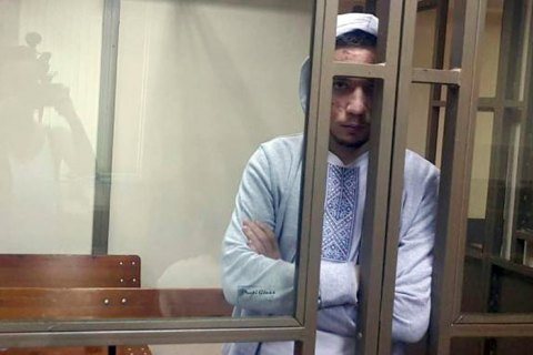 Ukrainian consul given first permission to visit Hryb in Russian detention