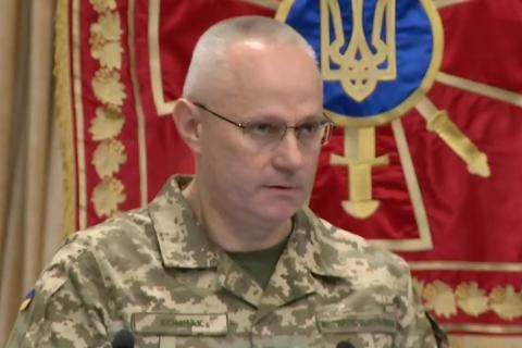 General Staff denies commander's resignation