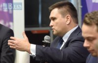 Klimkin: Ukraine is lost for Russia
