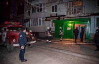 Police officer hurt by explosion in Dnipro