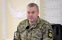 Poroshenko appoints Joint Forces commander