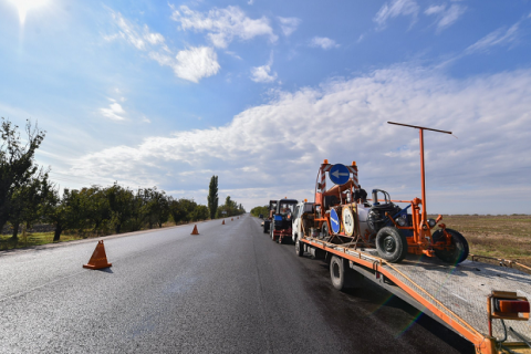 Ukrainian parliament creates Road Fund