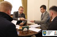 Lviv mayor suspected of abuse of office