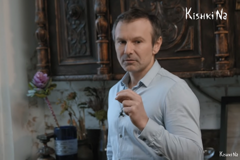 "Vakarchuk to voters: ""Do not let essence be replaced by form"""