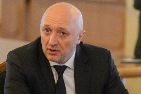 Dismissed Poltava governor sues president