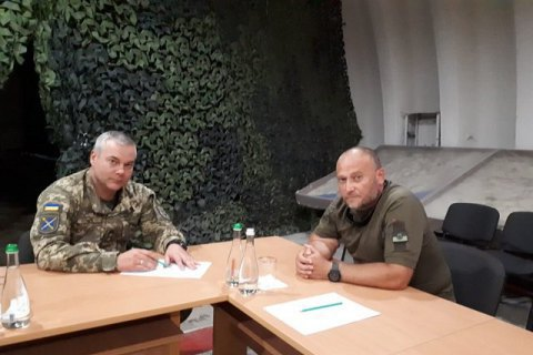 Joint Forces commander says volunteers may join regular army