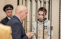 Russia charges Ukraine's Hryb with plotting school blast