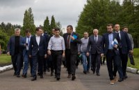 Zelensky calls security council meeting over mine incident