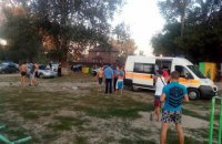 Poltava river beach shootout leaves one killed
