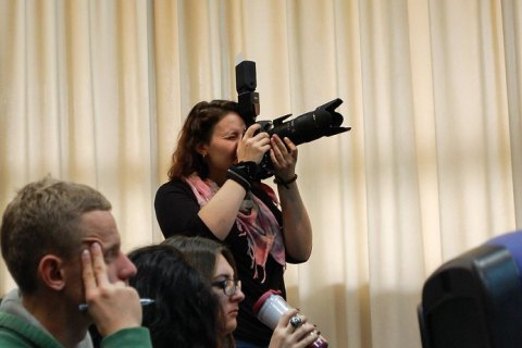 Russia bars Ukrainian photographer from Crimea