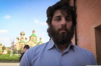 Brazilian who fought alongside Donetsk militants joins Kyiv monastery