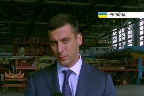 Antonov's president resigns