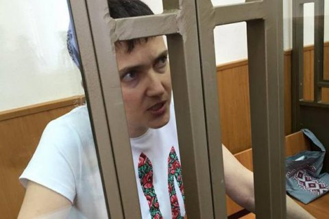 Savchenko continues hunger strike - lawyer