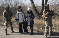 Ukraine transfers 20 prisoners from Donbas