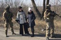 Ukraine transfers 20 prisoners from Donbas