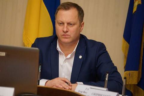 President dismisses Ternopil regional administration head
