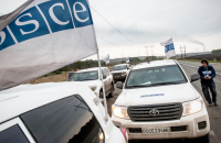 OSCE reports trafficking of manpower and weapons from Russia to Donbas