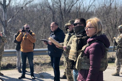 Ukraine recovers 60 prisoners from occupied part of Luhansk Region