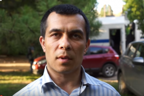 Another Crimean Tatar lawyer detained by Russian FSB