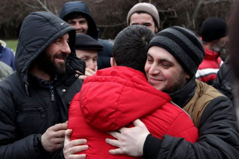 Crimean Tatar activist released after 10 days in detention