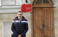 Pro-Ukrainian activist said detained, beaten by Crimean FSB