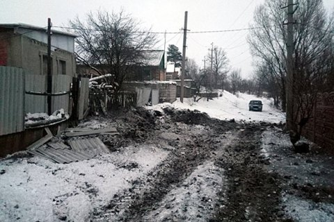 Avdiyivka cut from electricity, water, heating - governor