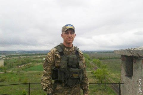ATO fighter killed, three wounded in Donbas last day