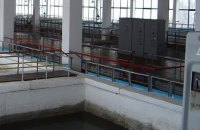 Chlorine pipes at Donetsk filtering station damaged by shelling