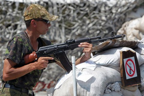 Militants 42 times opened fire in Donbas