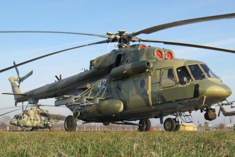 Military helicopter crashes in Rivne Region, four killed