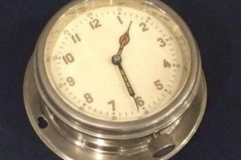 UK citizen with radioactive submarine clock stopped at Boryspil airport