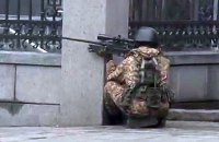 Suspected Maydan sniper detained