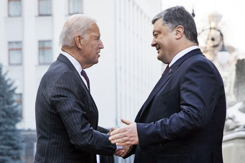 Biden urges Ukraine to combat corruption, cooperate with IMF