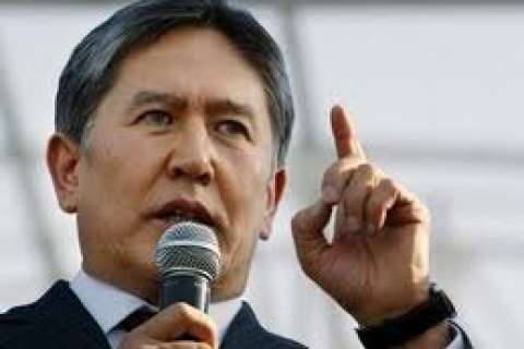 Ukrainian, Kyrgyz diplomats checking alleged phone prank on presidents