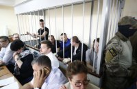 Moscow court upholds arrest of 24 Ukrainian naval PoWs