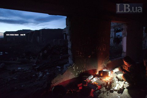 Two days of full ceasefire in Donbas