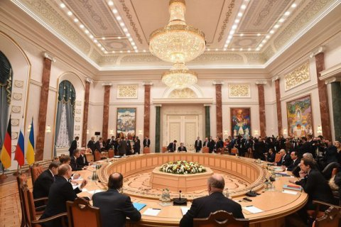 "Trilateral contact group fails to agree ""bread"" ceasefire"