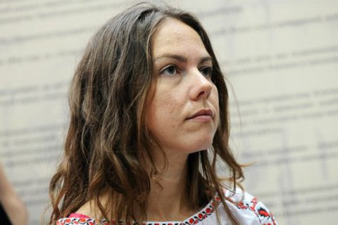 Savchenko's sister back in Ukraine
