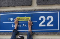 Kharkiv: de-communization completed