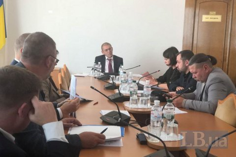 National security committee approves extension of Donbas law