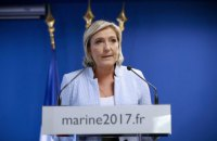 Ukraine not to deny Marine Le Pen entry