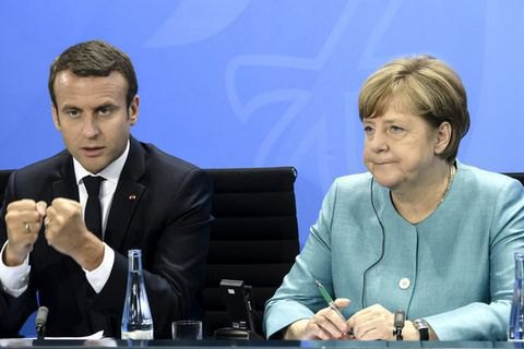 Germany, France urge Russia, Ukraine to observe ceasefire