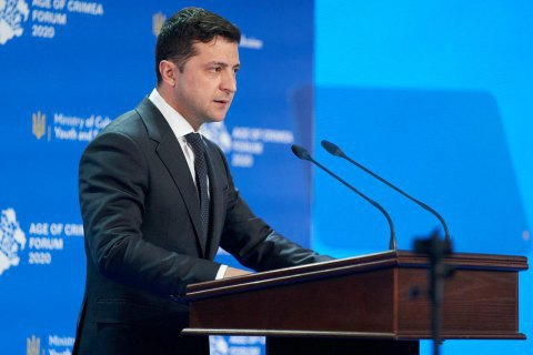 Zelenskyy establishes Day of Resistance to Russian Occupation of Crimea