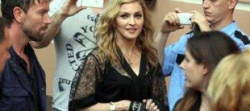 Мадонна в темноте учила Стоцкую фитнесу