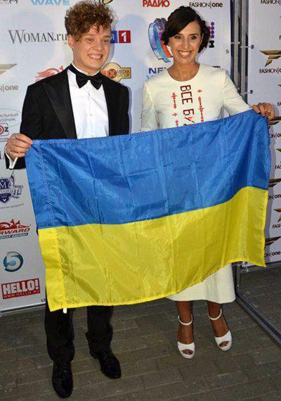 Вячеслав Рыбиков и Джамала
