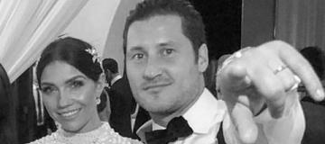 Младший брат Максима Чмерковского женился в Калифорнии