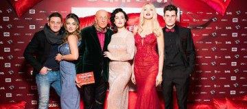 """Как звезды """"свинговали"""" на премьере украинской секс-комедии (фото)"""