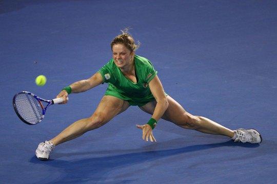 Теннисистка Ким Клийстерс - 11 миллионов