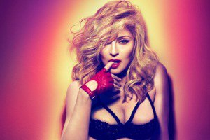 Мадонна хитростью взобралась на вершины чартов